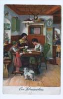 Cpa  Ein Lebenszeichen / Un Signe De Vie ; KAUFMANN   1918 ( 1549 ) - Illustrators & Photographers