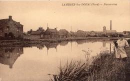 LAMBRES-LEZ-DOUAI PANORAMA ANIMEE - Francia