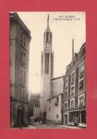 *  CPA..dépt 94..ALFORT :  L' Eglise St Agnès..n°4351  : Voir Les 2 Scans - Andere Gemeenten