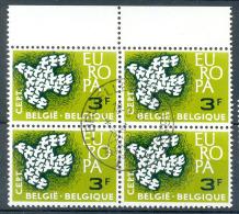 OCB Nr 1193 V2 Varieteit Variété - Cijfer 3 Misvormd (3e Zegel) - Variétés (Catalogue COB)