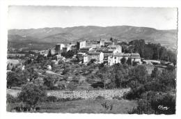(2258-84) Grambois - Vue Générale Et Chaine Du Lubéron - Autres Communes
