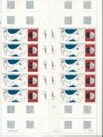 "TAAF Feuille Aerien YT 89 "" Antarctique "" 1985 Neuf** - Autres"