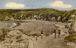 CHURCH BAY - NR. HOLLYHEAD - ANGLESEY - WALES - Anglesey