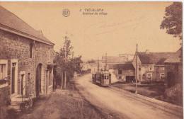 TIEGE SPA - Intérieur Du Village. (tramway) - Spa