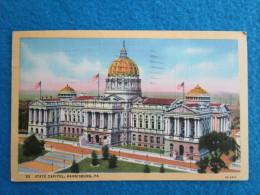 State Capitol, Harrisburg, Pennsylvania - Harrisburg