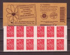 Carnet  N° 3744b-C7  Neuf** NON PLIE (proposé à - 15% De La Faciale) - Carnets