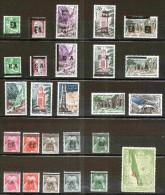 Algerien 1962- 2014 Komplette Jahrgänge Sammlung ( 54 Jahre ) - Postfrisch ** - Algeria (1962-...)