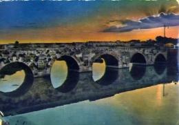 Riviera Di Rimini - Ponte Di Tiberio - 38 - Formato Grande Viaggiata - Rimini