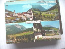 Oostenrijk Österreich Vlbg Lech Am Arlberg - Lech