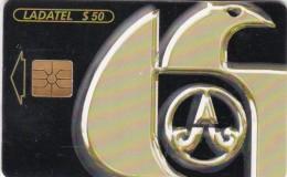 Mexico, P262, Serfin Logotipo Dorado, 2 Scans. - Mexiko