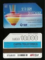 313 Golden - Trottola Se Ti Gira Di Colpire Da 10.000 30_06_94 Sip - Italia