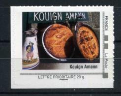 "Kouign Amann Adhésif Neuf ** . Collector "" LA BRETAGNE "" 2009 - Collectors"