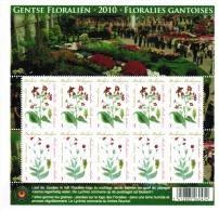 Gentse Floraliën.  Floralies Gantoises.  Klein Velletje. - Belgique