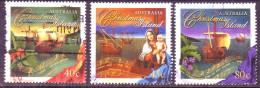 Christmas Island 1996 SG #430-32 Compl.set VF Used Christmas - Christmas Island
