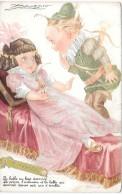 La Belle Au Bois Dormant - Illustrateur MAUZAN - Mauzan, L.A.