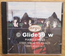 PIANO CIRCUS - Argo (Steve Reich - Terry Riley) - Instrumental