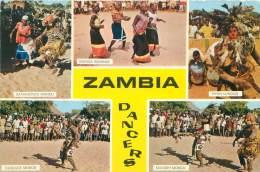 CPM - ZAMBIA Dancers - Zambie