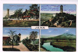 JENA Multivues ( 4 Vues )  1916 - Jena
