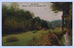 BLEICHERODE : Bleichtal, Partie  An Der Buhl'schen Gasse - Bleicherode
