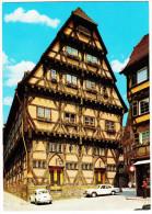 Esslingen Am Neckar: VW 1200, MERCEDES W114/115 - Altes Rathaus, Südseite  - (D) - Passenger Cars