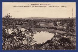 22 SAINT-GILLES-VIEUX-MARCHE Vallée De Poulancre, L'entrée Des Gorges, L'étang - Saint-Gilles-Vieux-Marché