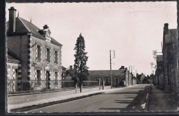 VANNES - SUR - COSSO . Route De Tigy -- La Mairie . - France