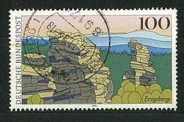 GERMANIA - GERMANY ANNO 1994 Landscapes - CANCELLED STAMPS - - Used Stamps