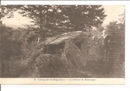 CAMP DE COETQUIDAN    Le Dolmen De Roermand - Dolmen & Menhirs