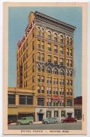Hotel Essex, Holyoke MA - United States