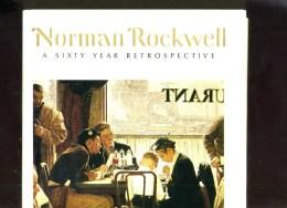 - NORMAN ROCKWELL . A SIXTY YEAR RETROSPECTIVEHARRY N. ABRAMS INC. PUBLISHERS NEW YORK  1972  . - Bücher, Zeitschriften, Comics
