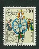 GERMANIA - GERMANY ANNO 1995 The 100th Anniversary Of The Birth Of Carl Orff, Composer - CANCELLED STAMPS - - Used Stamps
