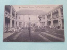 Diesterweg´s Schoolvilla Te Heide ( Binnenkoer ) Anno 19?? ( Zie Foto Details ) !! - Kalmthout