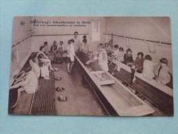 Diesterweg´s Schoolkolonie Te Heide ( Zaal Voor Handenwasschen En Voetbaden ) Anno 19?? ( Zie Foto Details ) !! - Kalmthout