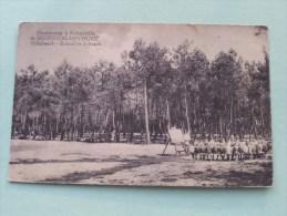 Diesterweg´s Schoolvilla Te Heide Calmpthout ( Villabosch - School In 't Bosch ) Anno 1924 ( Zie Foto Details ) !! - Kalmthout