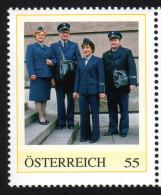 ÖSTERREICH 2010 ** Postuniform Um 1975 - PM Personalized MNH - Private Stamps
