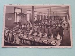 Diesterweg´s Schoolkolonie Te Heide ( Eetzaal ) Anno 1947 ( Zie Foto Details ) !! - Kalmthout