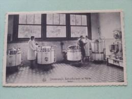 Diesterweg´s Schoolkolonie Te Heide ( Keuken ) Anno 19?? ( Zie Foto Details ) !! - Kalmthout