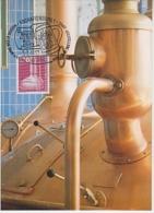 Berlin 1982 Technik / Brauanlage 1v Maximum Card (19090) - [5] Berlijn