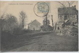 63  -  Collection Du Circuit D'Auvergne - D'HERMENT à PONTAUMUR  -  Le Hameau De La Croix - N°54 - France