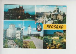Airport BELGRADE (471) Aéroport Aeroporto Aeropuerto Used Pc 1974 (ae141) - Aerodrome