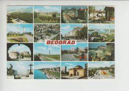 Airport BELGRADE (918) Aéroport Aeroporto Aeropuerto Used 1977 Pc (ae144) - Aerodrome