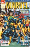 Le MAGAZINE MARVEL N° 25 - Février 1999 - X-MEN - ALPHA FLIGHT - DAREDEVIL - SPIDERMAN - Magazines
