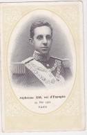 Alphonse XIII Roi D´Espagne - Personnages Historiques