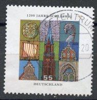 Germany 2004 55c Schleswig Issue #2271 SON Cancel - [7] Federal Republic