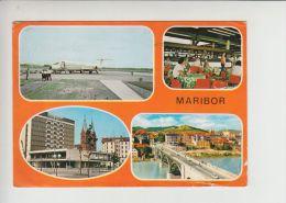 Airport MARIBOR (C2724) Aéroport Aeroporto Aeropuerto Used 1977 Pc (ae189) - Aerodromi