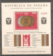 Michel Hb-92  Panama - Panama