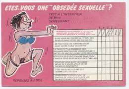 "ALEXANDRE "" SERIE  TEST / FEMMES  ""  N° 722/5  EDITION LYNA     CPSM 10X15 - Alexandre"
