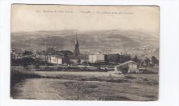 CPA 42 - VILLARS - Vue Générale Prise Du Cimetière - Environs De Saint-Etienne - TB Vue D'ensemble Oblitération - Andere Gemeenten