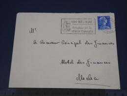 ALGERIE - Ensemble De 13 Lettres (58-61) Avec Flammes Et Oblitérations Intéressantes  - A Voir - (Lot N°1378) - Algeria (1924-1962)
