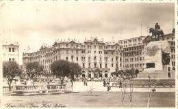 POSTAL DEL GRAN HOTEL BOLIVAR DE LIMA EN PERU DEL AÑO 1950  (UDO SCHACK) - Perú